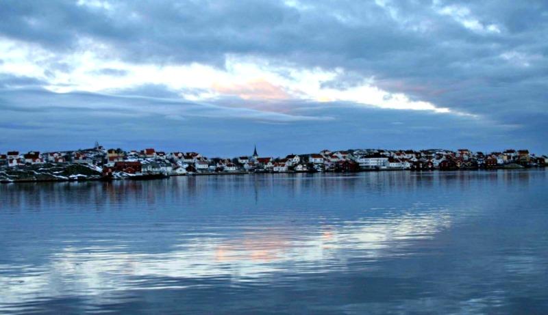 Gullholmen från Tuvesvik 800x